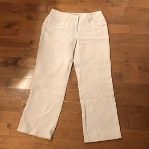 BGN & CO pants, straight and wide legs
